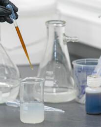 Innovation produit chimie